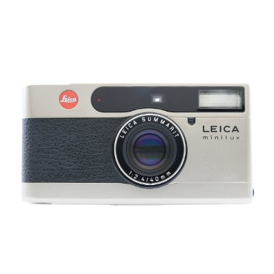 Leica ライカ minilux / Summarit 40mm F2.4 【中古】
