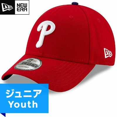 MLB フィリーズ レプリカ9FORTYキャップ(ジュニア) New Era Philadelphia Phillies Youth Game Replica 9Forty Cap