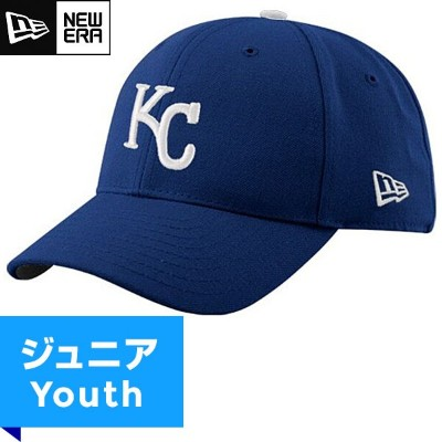MLB ロイヤルズ レプリカ9FORTYキャップ(ジュニア) New Era Kansas City Royals Youth Game Replica 9Forty Cap