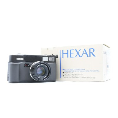 Konica コニカ HEXAR / KONICA HEXAR LENS 35mm F2.0 【中古】