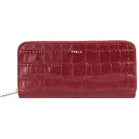 レディース FURLA FURLA BABYLON XL ZIP AROUND SL 財布  ボルドー
