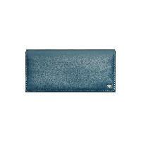 THE PITH LONG BILLFOLD WALLET○PGAS002 Blue 財布・ケース