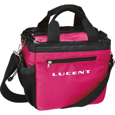 LUCENT(ルーセント) ソフトテニス バッグ クーラーバッグ ピンク