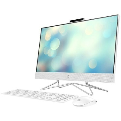 HP エイチピー 9EH12AA-AAAA デスクトップパソコン HP All-in-One 24-df0202jp ピュアホワイト [23.8型 /intel Core i5 /HDD:2TB ...
