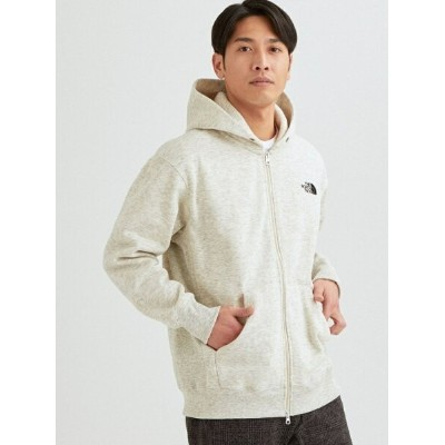 【SALE/10%OFF】UNITED ARROWS green label relaxing ★ [ ザ ノースフェイス ] THE NORTH FACE スクエア ロゴ ジップ フーディー...