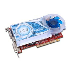 HIS RADEON X1600PRO 512MB 128Bit GDDR2 AGPx8 H160PRQ12AN DVI/D-Sub/S-Video 【中古】【送料無料セール中! (大型商品は対象外...
