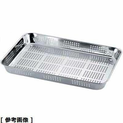 TKG (Total Kitchen Goods) 21-0浅型バット穴明(10枚取) ABTF303