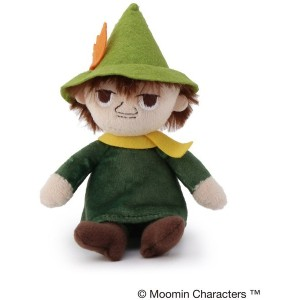 【one'sterrace(ワンズテラス)】 MOOMIN ぶるぶるマスコット スナフキン OUTLET > one'sterrace > キャラクター > ムーミン グリーン