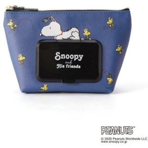 【one'sterrace(ワンズテラス)】 SNOOPY seepo2 ウッドストック キャラクター > キャラクターグッズ ブルー