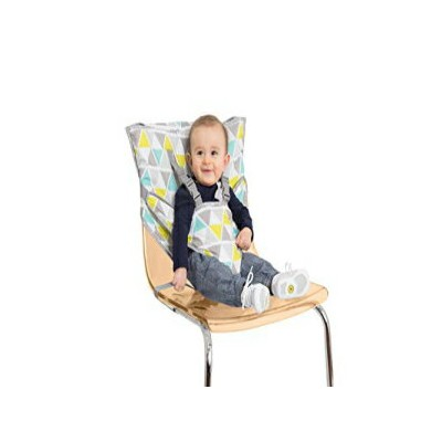 Nuby Geo Triangle Portable Travel Chair