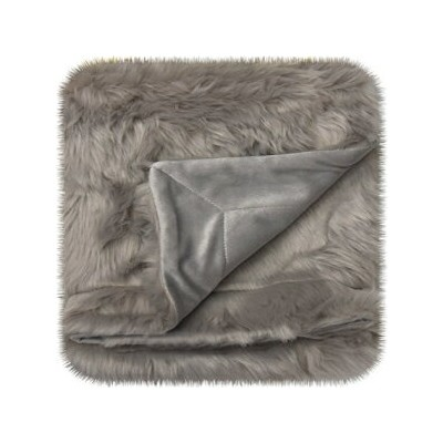 Little Starter Blanket Mongolian Baby, Grey, 18""