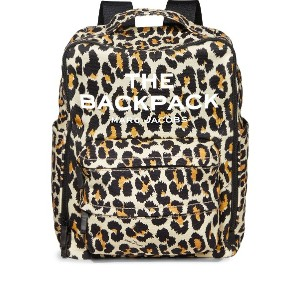 Marc Jacobs The Backpack レオパード バックパック - ニュートラル