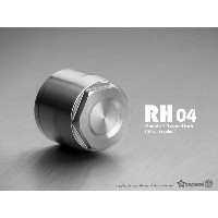 1.9 RH04 wheel hubs (Silver) (4) GM70142 Gmadejapan Junfacjapan 05P01May16