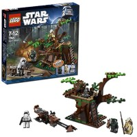 レゴ スターウォーズ LEGO Star Wars Ewok Attack 7956