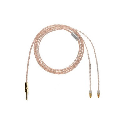 ALO Audio リケーブル(MMCX端子⇔4.4mm5極バランス端子/1.27m) REF8IEMCABLE-MMCX4.4MM(ALO5027) REF8IEMCABLEMMCX44MM