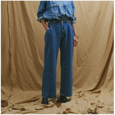 【SALE/50%OFF】Levi's LR LOW LOOSE WORK PANT NEW YEAR BLUE リーバイス パンツ/ジーンズ フルレングス【送料無料】