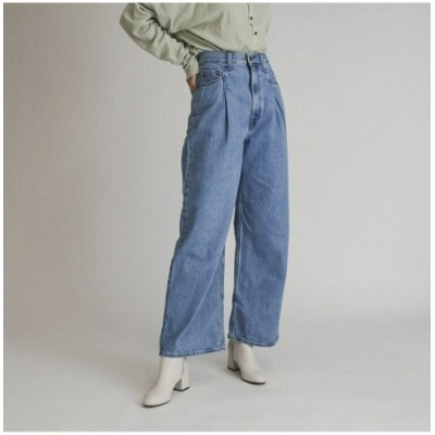 【SALE/30%OFF】Levi's TAILORED HIGH LOOSE SHOW ME THE MONEY リーバイス パンツ/ジーンズ フルレングス【送料無料】