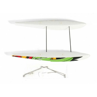 Durafly Micro Tundra Graffiti Replacement Float Set with Water Rudder