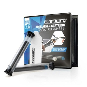 Reloop(リループ) / Tone Arm & Cartridge Contact Cleaning Set