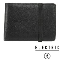 ELECTRIC エレクトリック 財布 二つ折り WALLET スノーボード/LEATHER ELASTIC WALLET