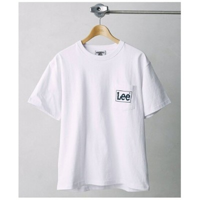 【SALE/40%OFF】JOURNAL STANDARD relume 【relume * Lee / リー】別注ポケット バックプリントTEE ジャーナル スタンダード レリューム カットソー...