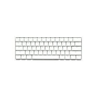 ONE2RGBMINIPWSILVER Ducky(ダッキー) メカニカルキーボード 英語配列 60%バージョン Cherry Speed Silver RGB(Pure White) Ducky...