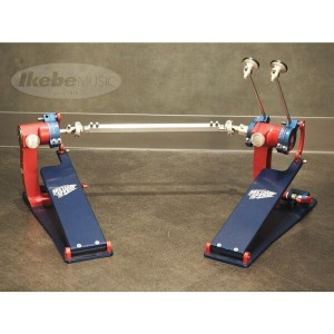 Trick drums《トリックドラムス》 Pro-1V [METAL PATRIOT BIGFOOT DOUBLE PEDAL] 【店頭展示品入れ替え特価】
