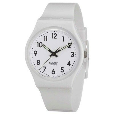 スウォッチ SWATCH Swatch Colour Code Collection 2010 JUST WHITE GW151 レディース 腕時計・お取寄
