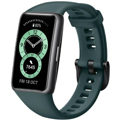 HUAWEI ファーウェイ Band6/Forest Green BAND6GREEN