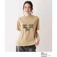 【SOUP(スープ)】 SOUP×PEANUTSコラボTシャツ OUTLET > SOUP > トップス > Tシャツ ブラウン