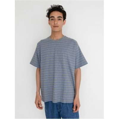 【SALE/40%OFF】Levi's LEVI'S VINTAGE Tシャツ MALLOW ESTATE BLUE HT リーバイス カットソー Tシャツ ブルー