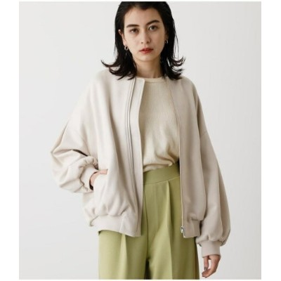 【SALE/50%OFF】AZUL by moussy ECO SUEDE BLOUSON アズールバイマウジー コート/ジャケット ブルゾン ホワイト カーキ
