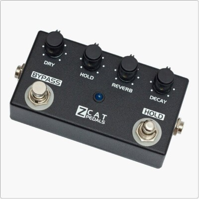 ZCAT PEDALS Hold-Reverb【送料無料】