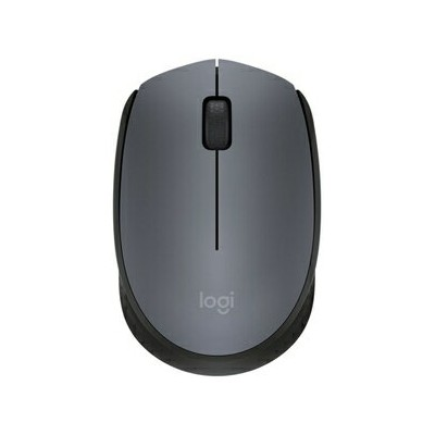 M171CG ロジクール 2.4GHzワイヤレス 光学式マウス (グレー) Logicool M171 Wireless Mouse