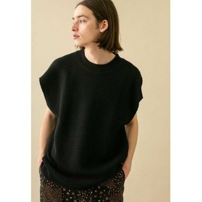 【SALE/70%OFF】BEAUTY & YOUTH UNITED ARROWS  monkey time  BIAS WAFFLE MUSCLE SLEEVE VT/ベスト ユナイテッドアローズ...