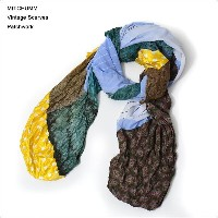 MITCHUMM(ミッチュム)VINTAGE SCARVES PATCHWORK【077-01】ヴィンテージスカーフ