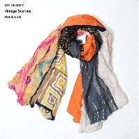 MITCHUMM(ミッチュム)VINTAGE SCARVES PATCHWORK【077-02】ヴィンテージスカーフ