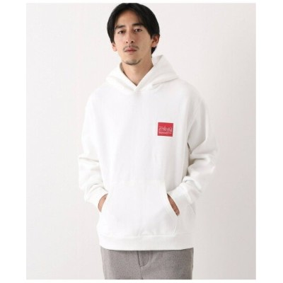 JOINT WORKS 【ManhattanPortage*Keith Haring】 PARKA ジョイントワークス カットソー パーカー ホワイト【送料無料】