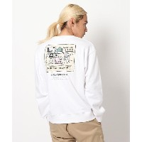 【BASE CONTROL(ベースコントロール)】 MARK GONZALES マークゴンザレス 別注 グラフィック クルースウェット OUTLET > BASE CONTROL > トップス >...