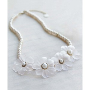 TOCCA MADONNA LILY NECKLACE ネックレス