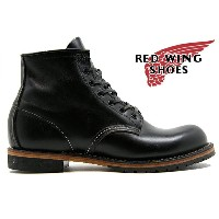 REDWING 9014 BECKMAN BOOTS BLACK WIDTH:D MADE IN U.S.Aレッドウイング べックマン ブーツ ブラックメンズ レザー ワイズD