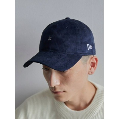 UNITED ARROWS green label relaxing 【別注】 NEW ERA*green label relaxing  9TWENTY フェイクスウェード マイクロ NY...
