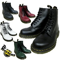 ドクターマーチン 8ホールブーツ 5カラー Dr.MARTENS 1460 8EYE BOOT 5color BLACK/CHERRYRED/WHITE/GREEN/NAVY 11822006...
