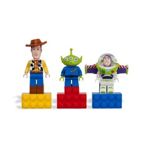 レゴ マグネット 852949 Toy Story Magnet Set - Woody, Alien, Buzz Lightyear