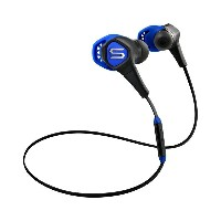 Soul(ソウル) Run Free Pro - Electric Blue(エレクトリックブルー) Wireless Active In-Ear Headphones with Bluetooth...