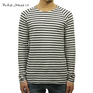 【25%OFFセール 6/14 20:00~6/21 1:59】 ヌーディージーンズ Nudie Jeans 正規販売店 メンズ 長袖Tシャツ Otto Raglan Sleeve 131338...