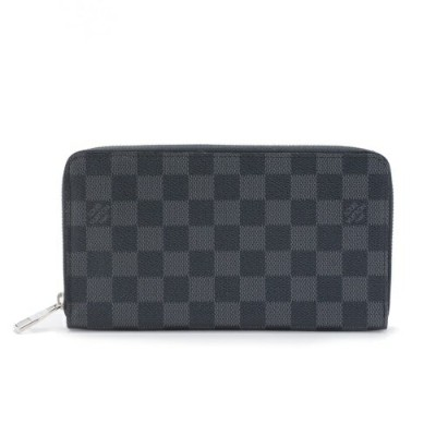 LOUIS VUITTON ルイヴィトン 財布 N63077 ダミエ・グラフィット ジッピー・オーガナイザー