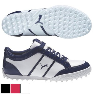 Puma Ladies Monolite Cat Golf Shoes【ゴルフ 特価セール】