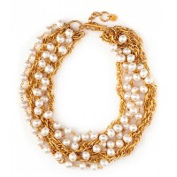 Spartina449 Ladies Chunky Pearl Necklaces【ゴルフ レディース>アクセサリー】