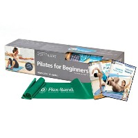 STOTT PILATES(ストットピラティス)Pilates for Beginners Workout Kit, 2nd edition (with DVD)  フレックスバンド  yoga/ヨガ